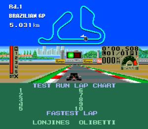 F1 Triple Battle 13