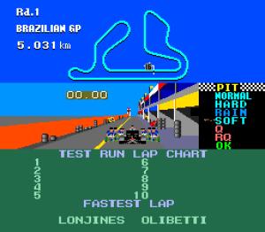 F1 Triple Battle 19