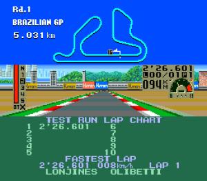 F1 Triple Battle 22