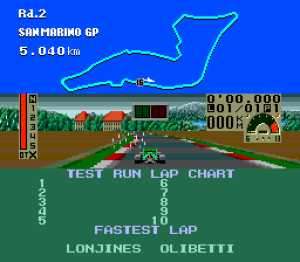 F1 Triple Battle 24