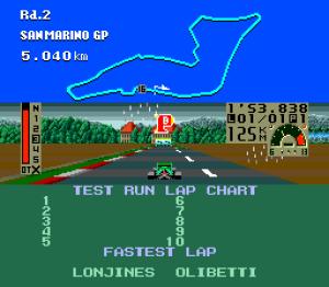 F1 Triple Battle 26