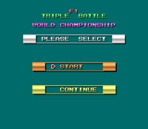 F1 Triple Battle 28
