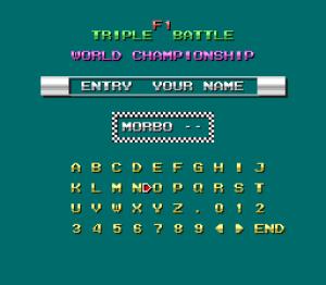 F1 Triple Battle 29