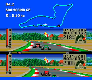 F1 Triple Battle 39