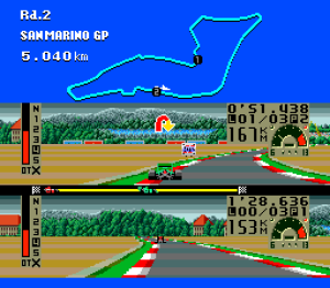 F1 Triple Battle 41