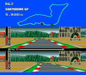 F1 Triple Battle 42