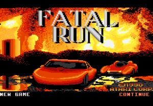 Fatal Run 01