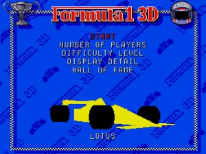 Formula 1 3D 07