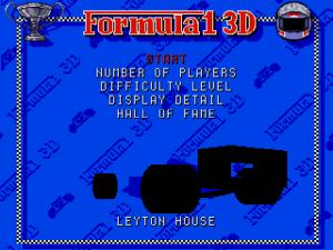 Formula 1 3D 08