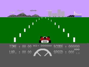 Formula 1 Simulator 01