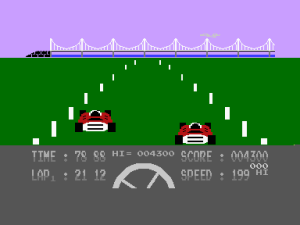 Formula 1 Simulator 05
