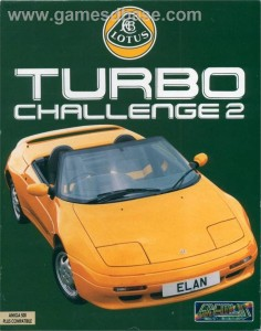 Lotus Turbo Challenge 2 box