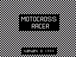 Motocross Racer 01
