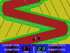 Motocross Racer 18