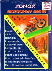 Motocross Racer box