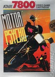 Motor Psycho box