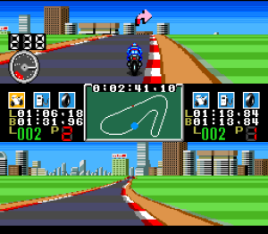 Racing Spirits 20