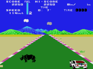 Safari Race 25