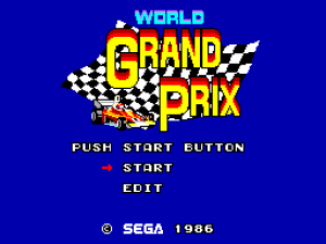 World Grand Prix 01