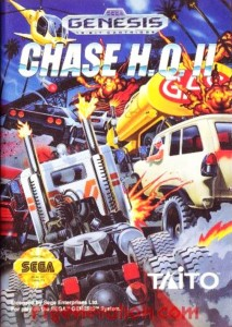 Chase HQ II box