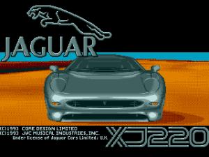 Jaguar XJ220 01
