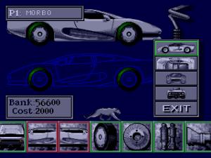 Jaguar XJ220 34