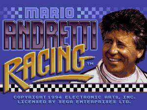 Mario Andretti Racing 01