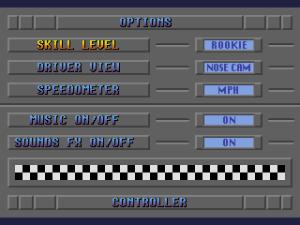 Mario Andretti Racing 06