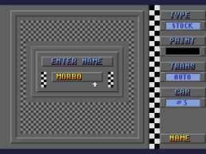 Mario Andretti Racing 08