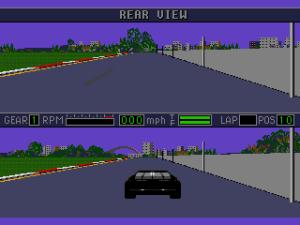 Mario Andretti Racing 12