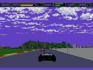 Mario Andretti Racing 14