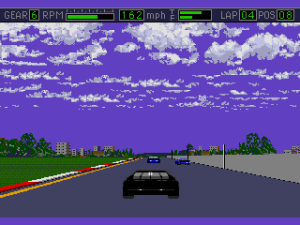 Mario Andretti Racing 15