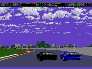 Mario Andretti Racing 16