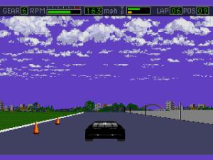 Mario Andretti Racing 17