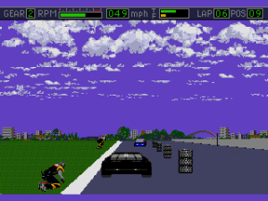 Mario Andretti Racing 18
