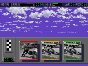 Mario Andretti Racing 19
