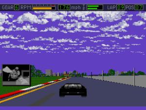 Mario Andretti Racing 20