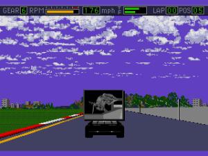 Mario Andretti Racing 21