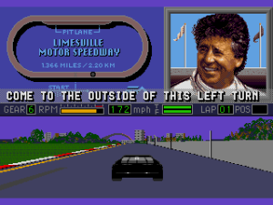 Mario Andretti Racing 23