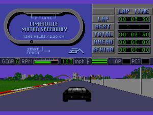 Mario Andretti Racing 25