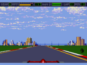 Mario Andretti Racing 26