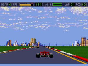 Mario Andretti Racing 27