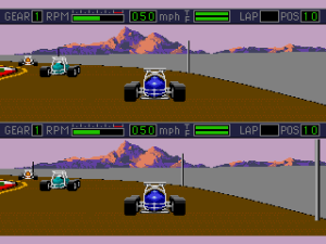 Mario Andretti Racing 28