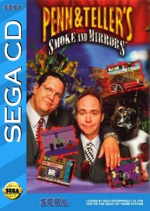 Penn & Teller's Smoke and Mirrors case