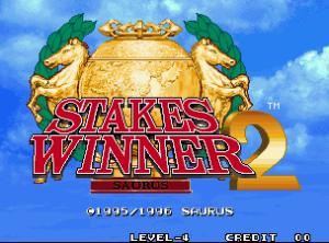 Stakes Winner 2 01