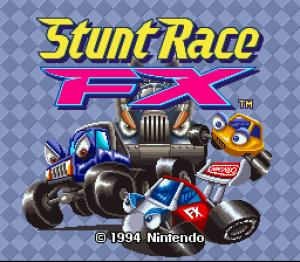 Stunt Race FX 01