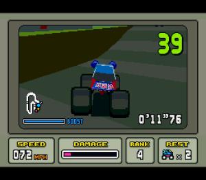 Stunt Race FX 10