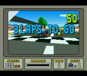 Stunt Race FX 13