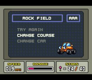 Stunt Race FX 25