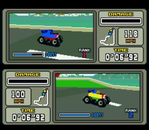 Stunt Race FX 33